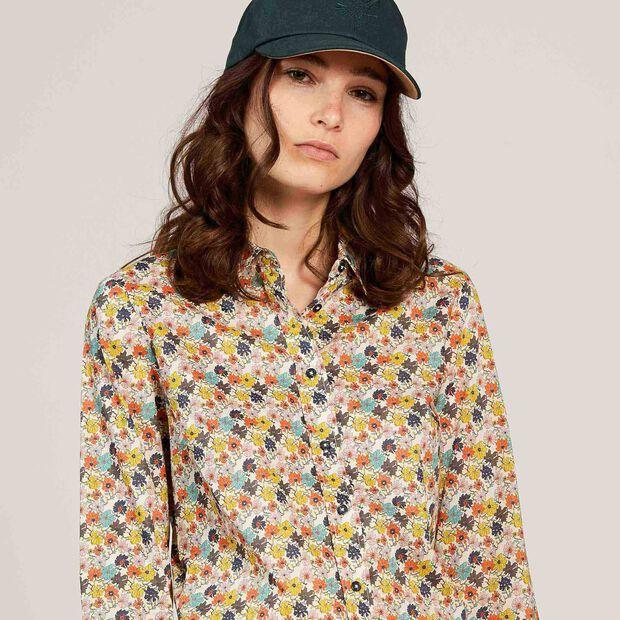 Liberty® print shirt