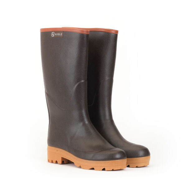 Women's all-terrain rubber boots