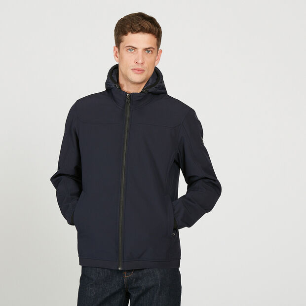 3-in-1 softshell jacket