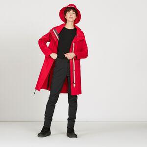 Inès de la Fressange x Aigle: rain coat