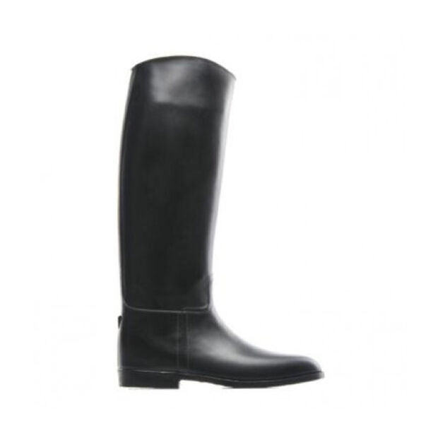 Riding boots for extra large calf