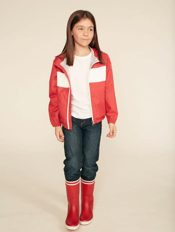 "Children's ""bisou"" jacket"