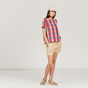 Petite blouse d'été