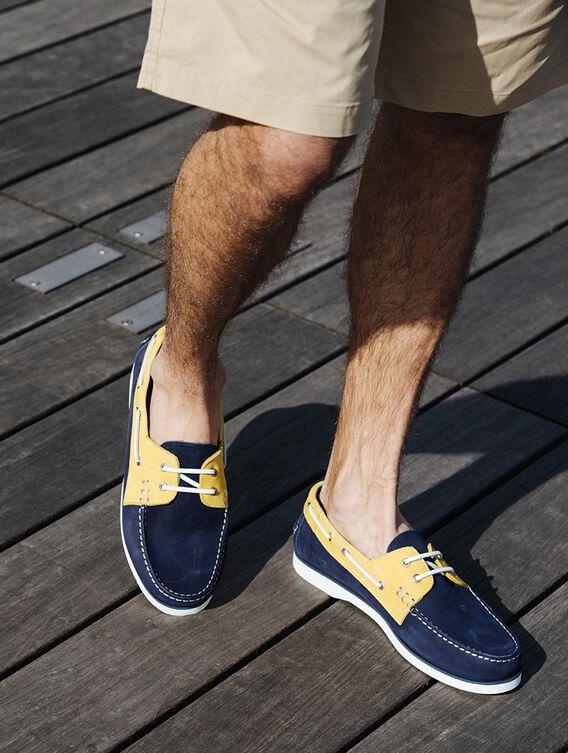 Flexible Bootsschuhe für Herren