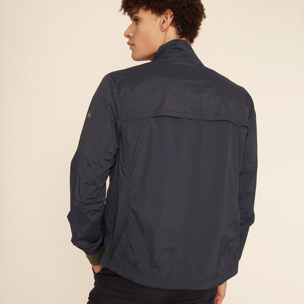 Water-repellent jacket