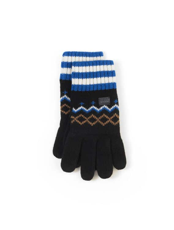 Men's ski-style gloves