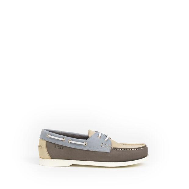 Chaussures bateaux souple pour femme