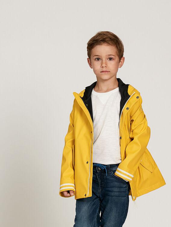 Water-repellent jacket