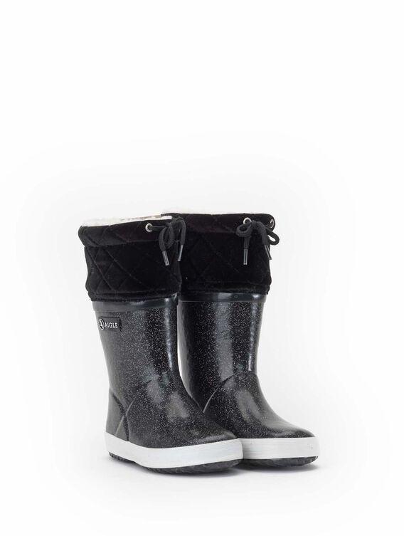 Children's warm snow boots