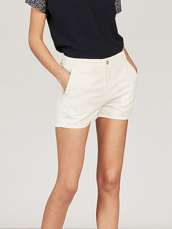 Summer shorts in cotton