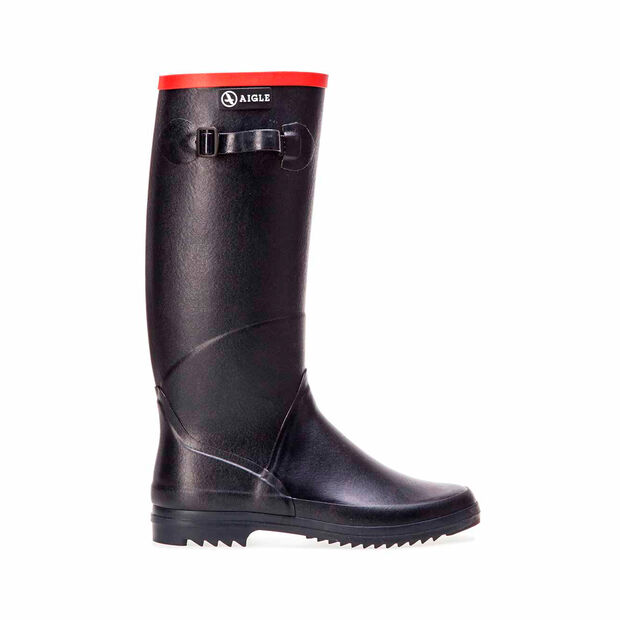 Women's rubber hunting boots