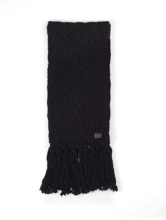 Écharpe en laine Femme