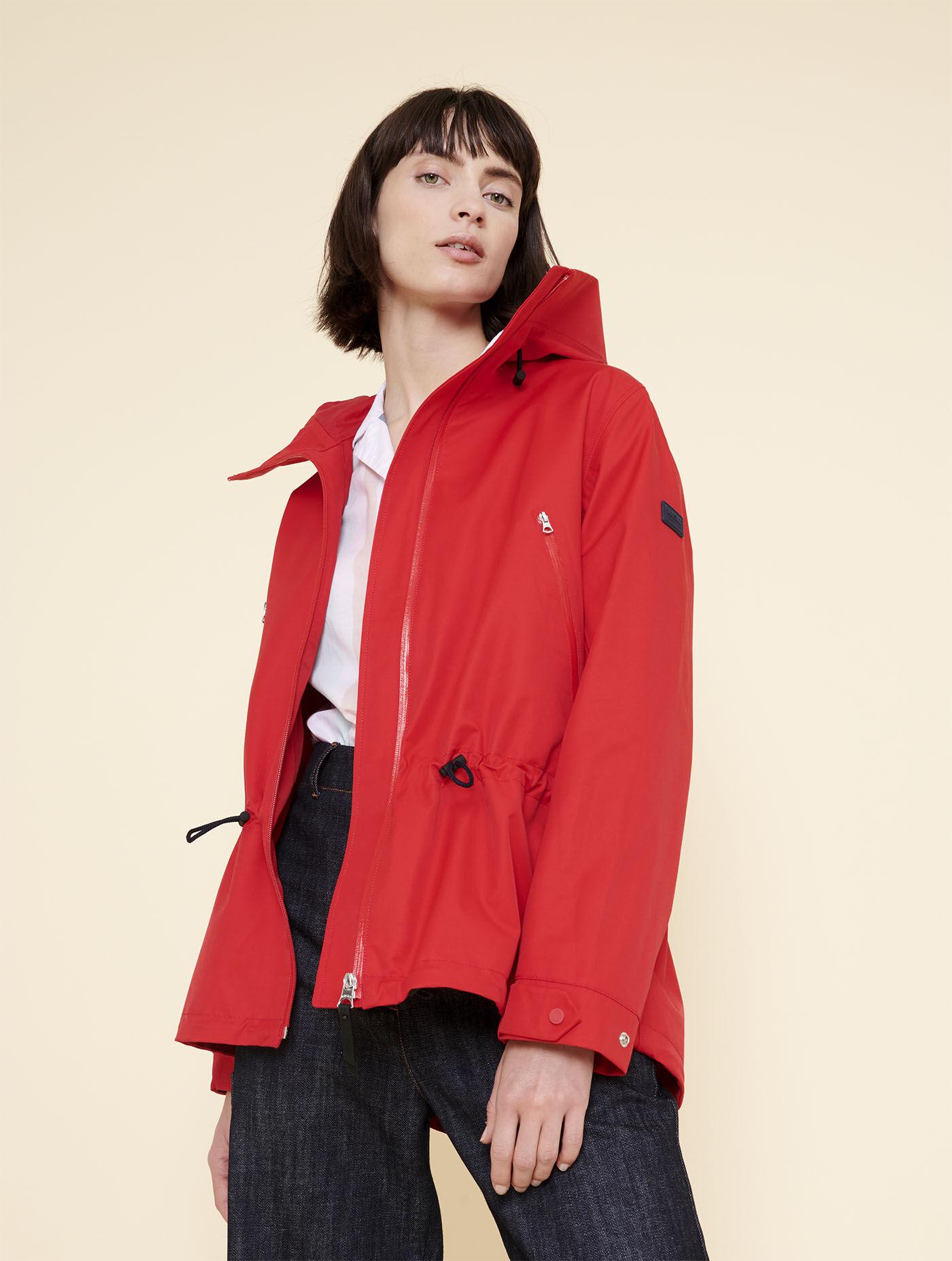 Women's Coats, Jackets ⋅ Parka, Trench Coat, Raincoat | AIGLE