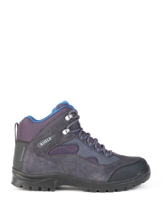Men's waterproof leather shoes