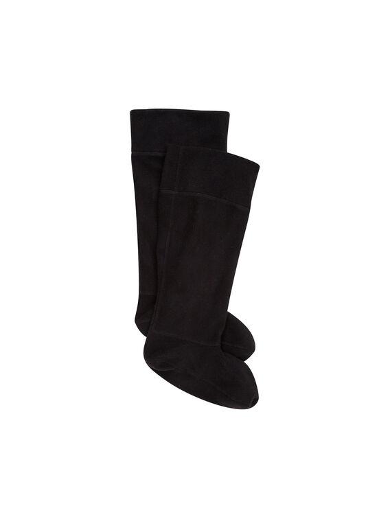 Women's fleece boot socks