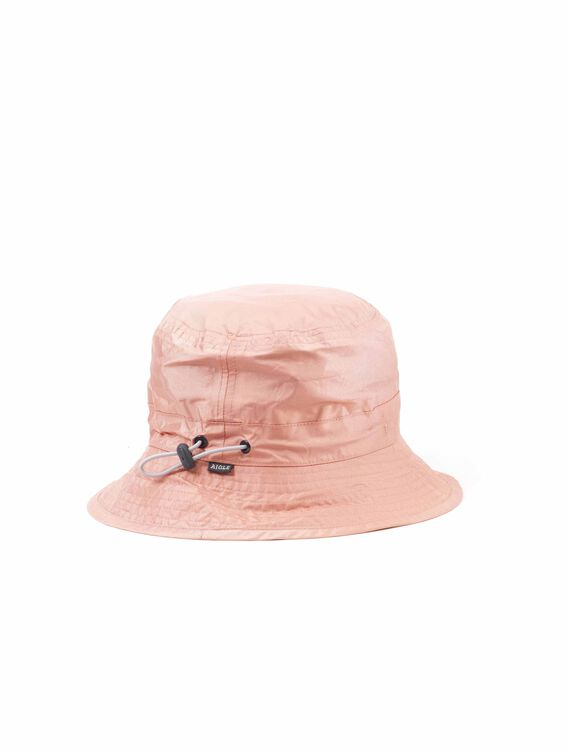 Women's packable rain hat