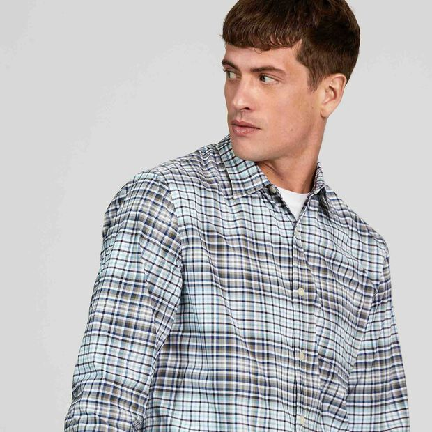 Flexible long-sleeved shirt