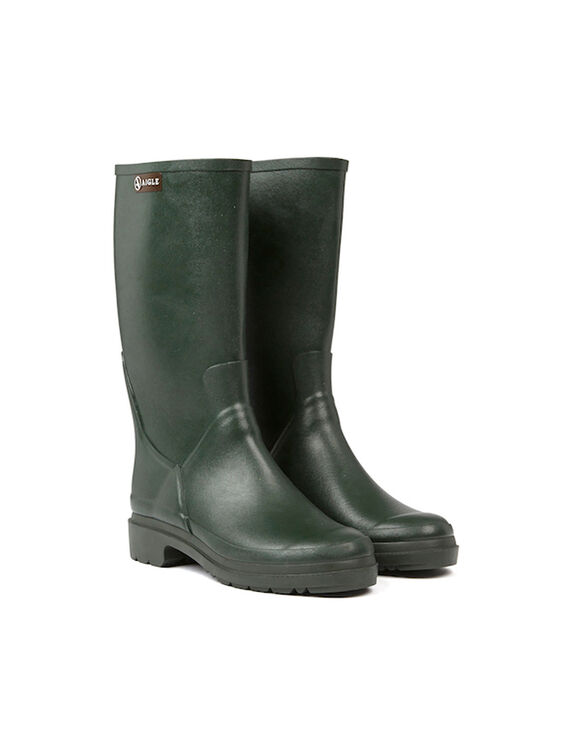 Men's rubber gardening boots