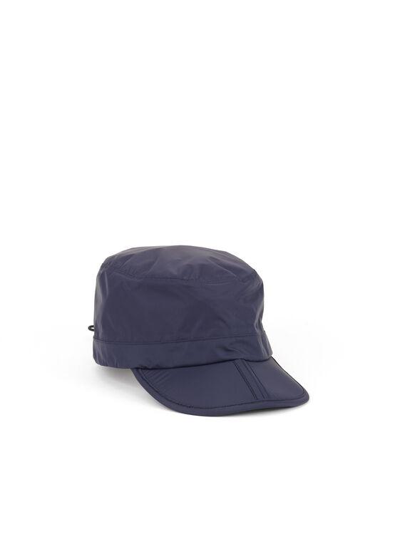 Packable rain cap