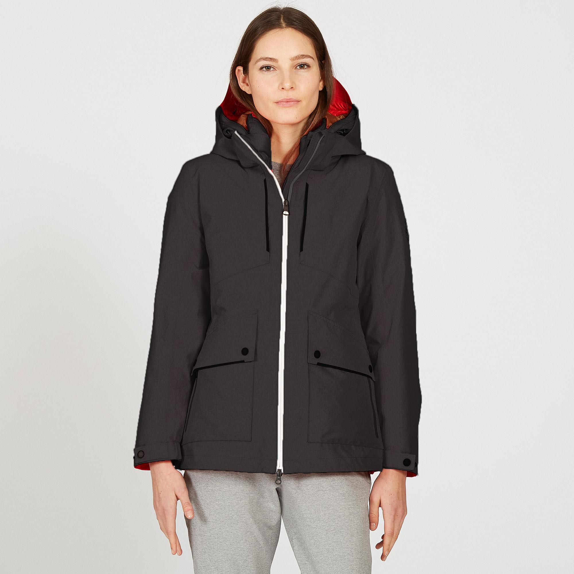 Veste de ski chaude femme imperméable