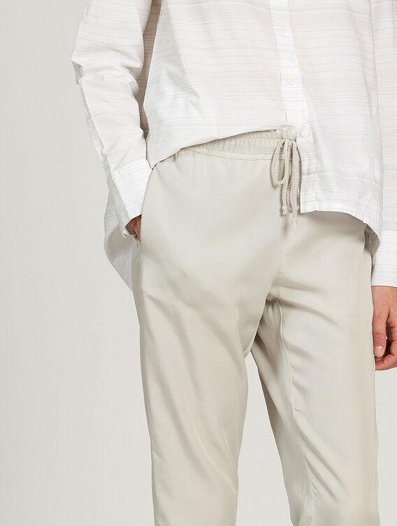 Pantalon 7/8ème en tencel