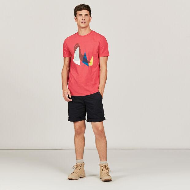 T-shirt du plein été