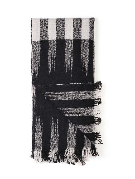 Women's 100% wool scarf