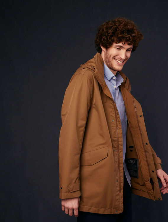 Versatile Gore-Tex® raincoat parka