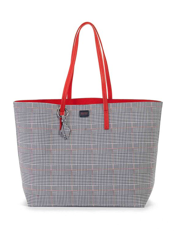 Women's reversible handbag