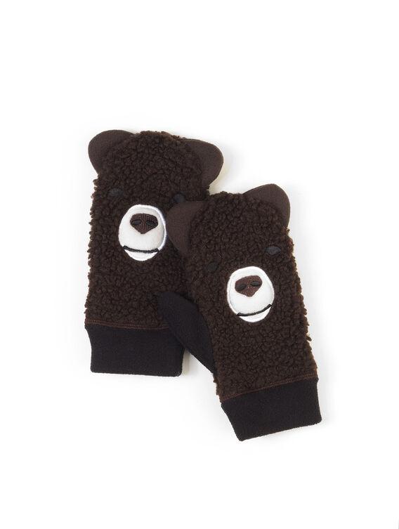 Children's cold-weather gloves