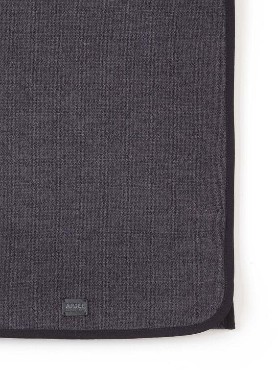 Men's fleece scarf