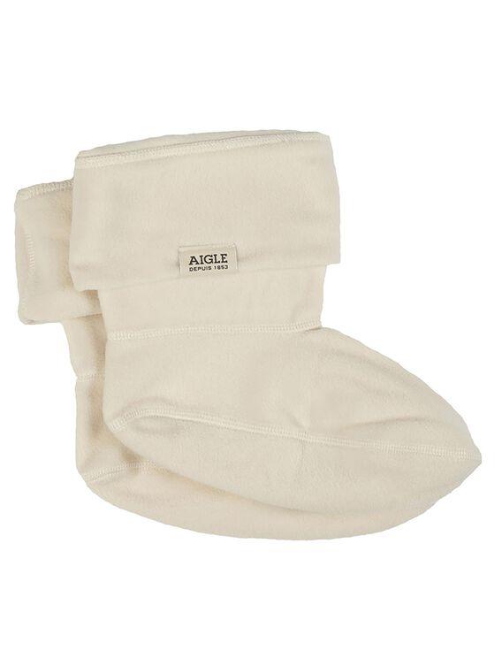 Fleece socks for boots for women