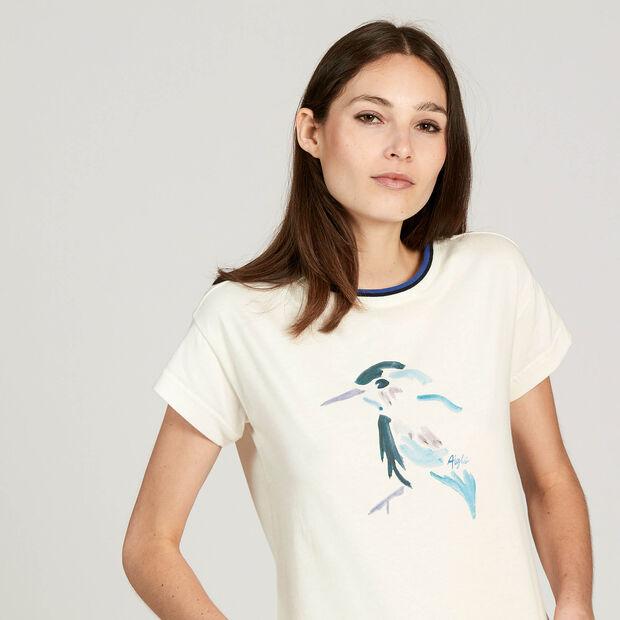 T-shirt manches courtes anti UV