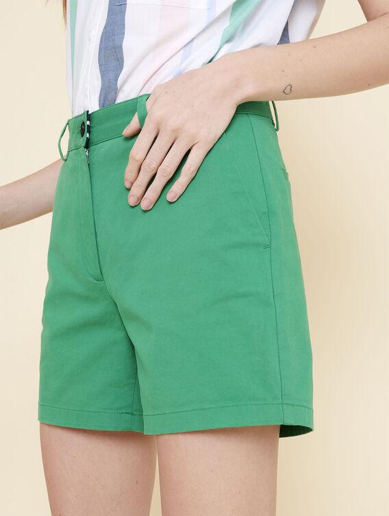Short chino shorts