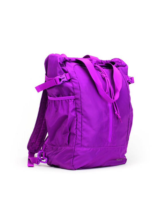 Women's packable travel backpack