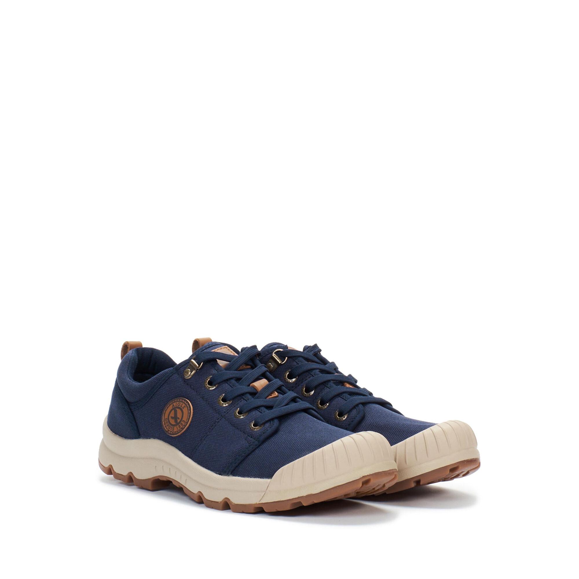 Chaussures du baroudeur toile homme