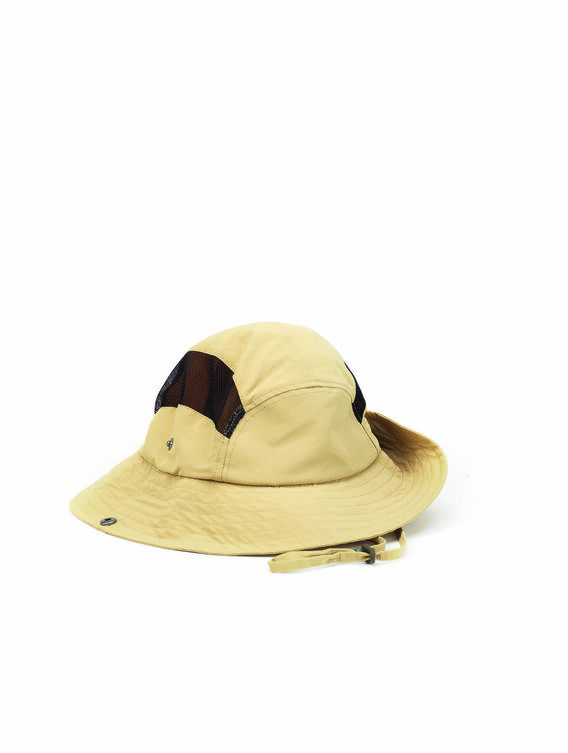 Men's anti-mosquito and anti-UV hat