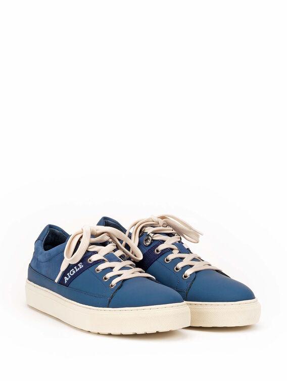Ledersneaker made in Portugal für Herren