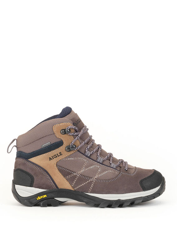 Women's mid-cut hiking shoes