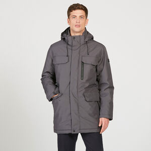 Parka d'expedition impermeable et respirante