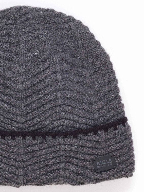 Men's lightweight warm beanie
