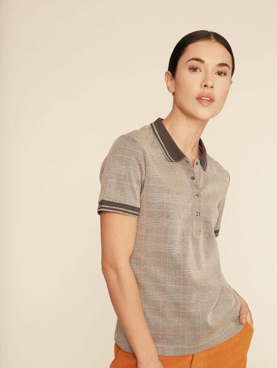 Prince of Wales polo shirt