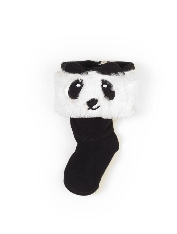 Children's fleece socks