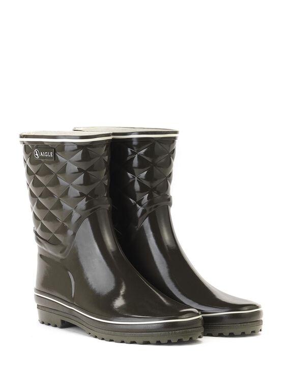 Women's ankle rain boots