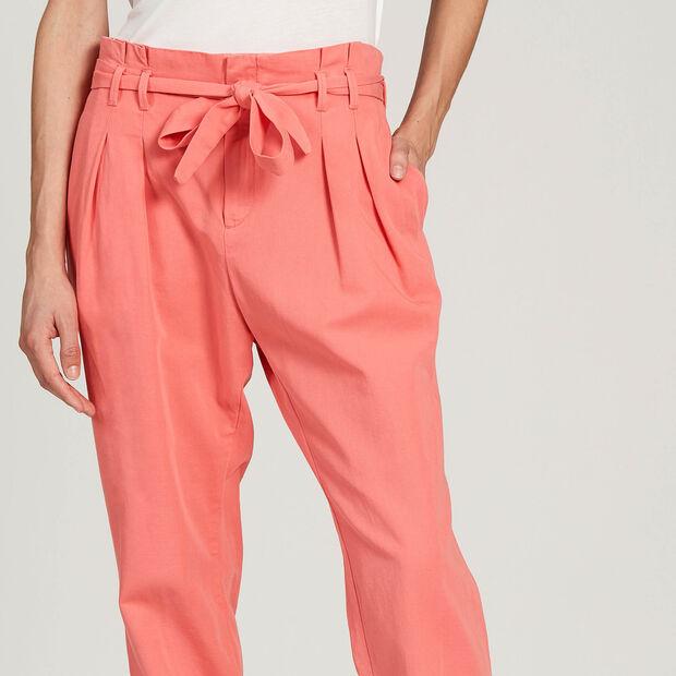 Pantalon léger en coton