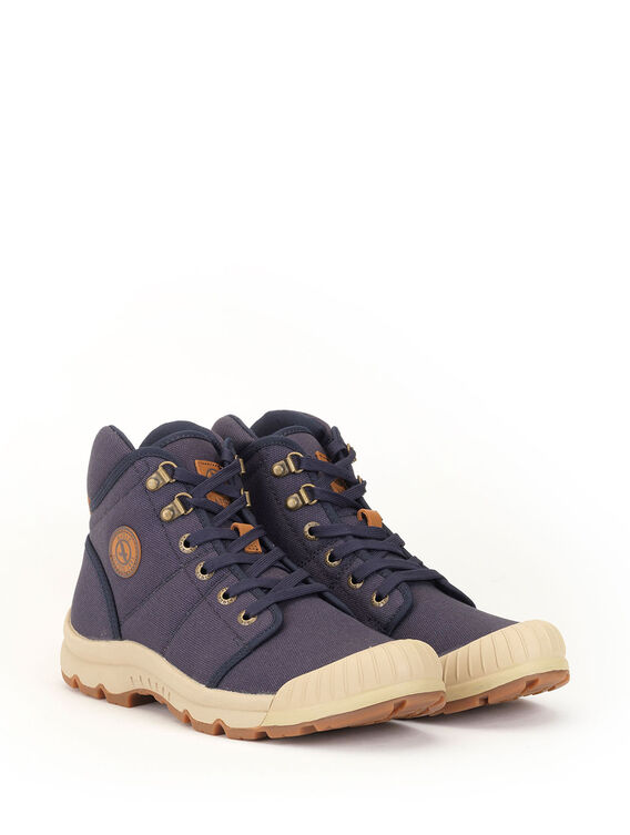 Men's canvas adventurer's shoes