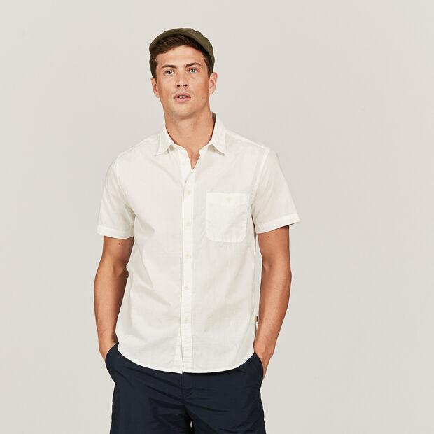 chemise plein t faux unie homme aigle. Black Bedroom Furniture Sets. Home Design Ideas