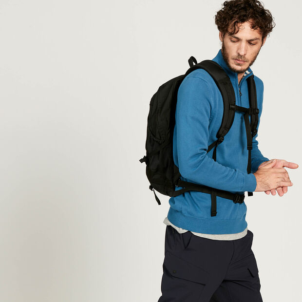 Full-zip jumper