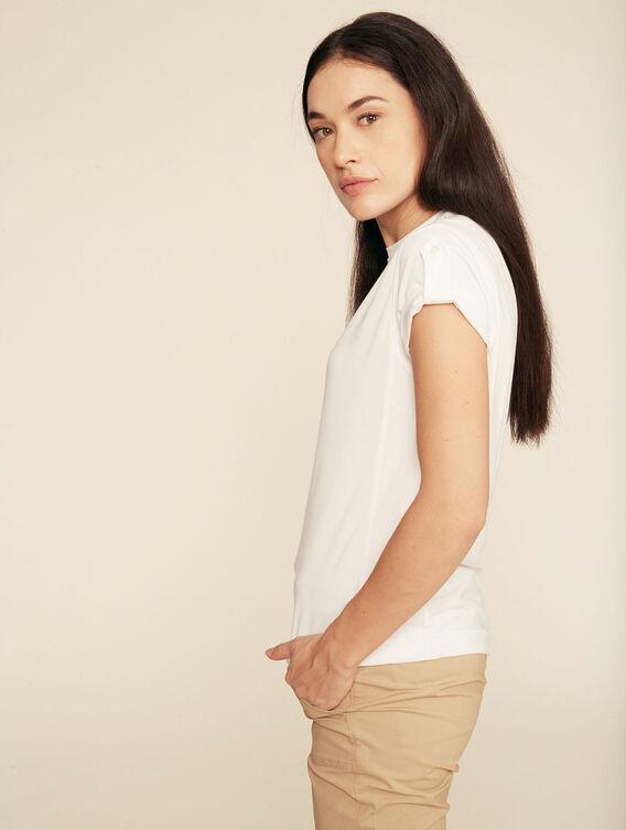 T-shirt manches courtes avec régulation chaleur
