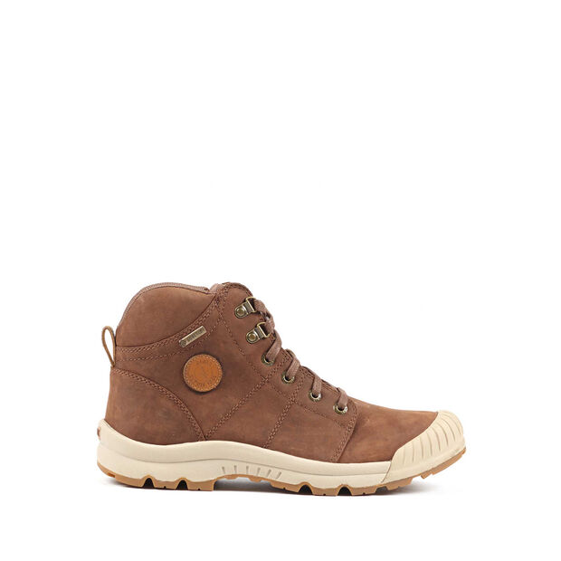 5aedfeeedcf Chaussures de marche imperméables cuir homme ...